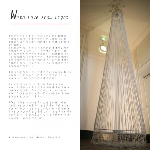 With Love and… Light